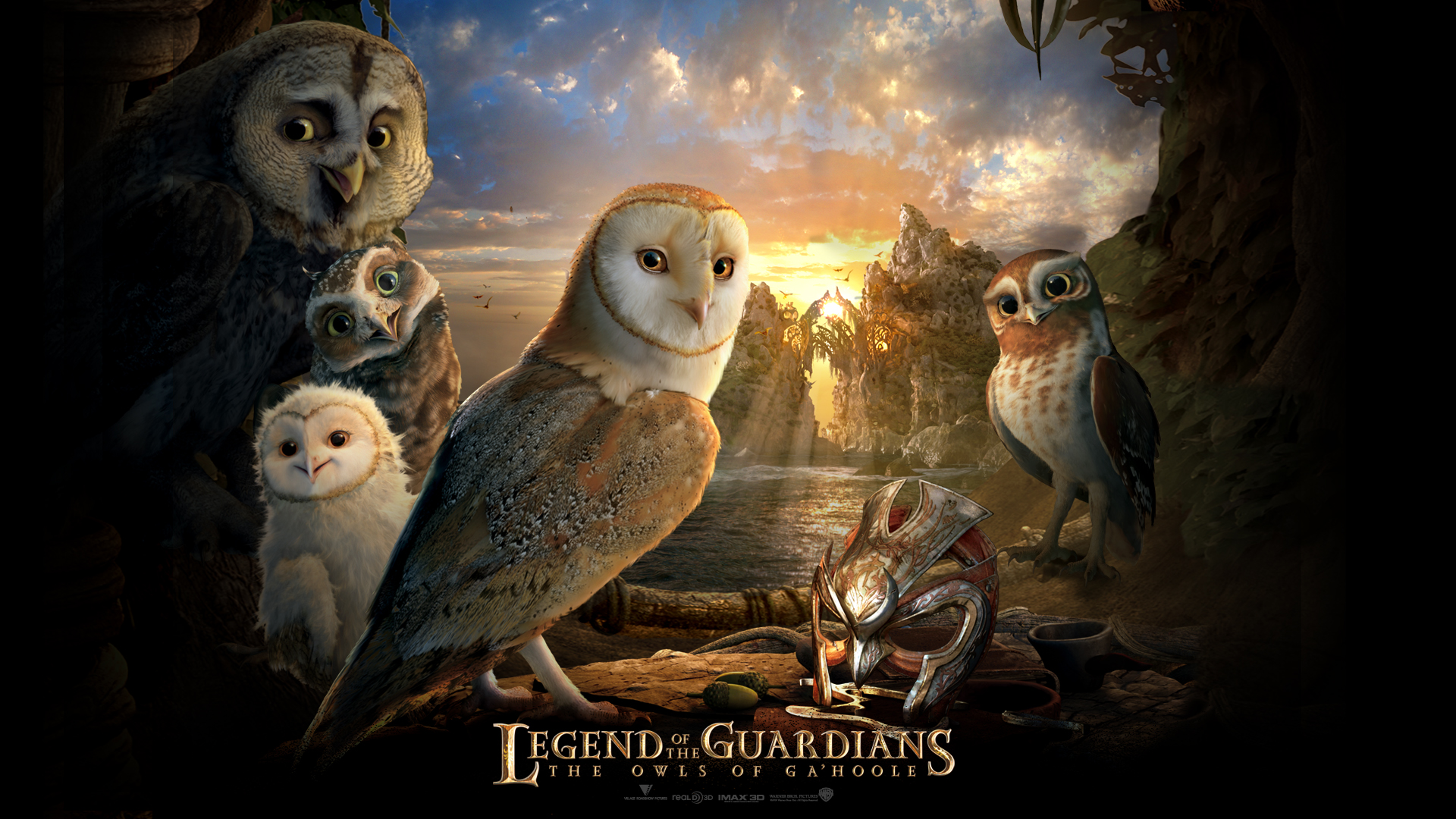 Legend of the Guardian – The Owls of Ga'Hole"