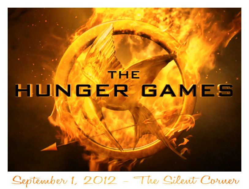 The Hunger Games is released in 2012