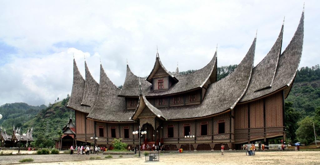 A Writing on Istano Basa Pagaruyuang –Minangkabau