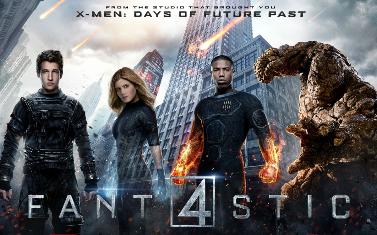 """""""Fantastic Four""""2015 – How Intelligent Matters with HumanisticPersonality"""