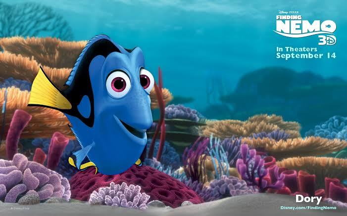 """""""Finding Dory"""" – Simply,Entertaining!"""