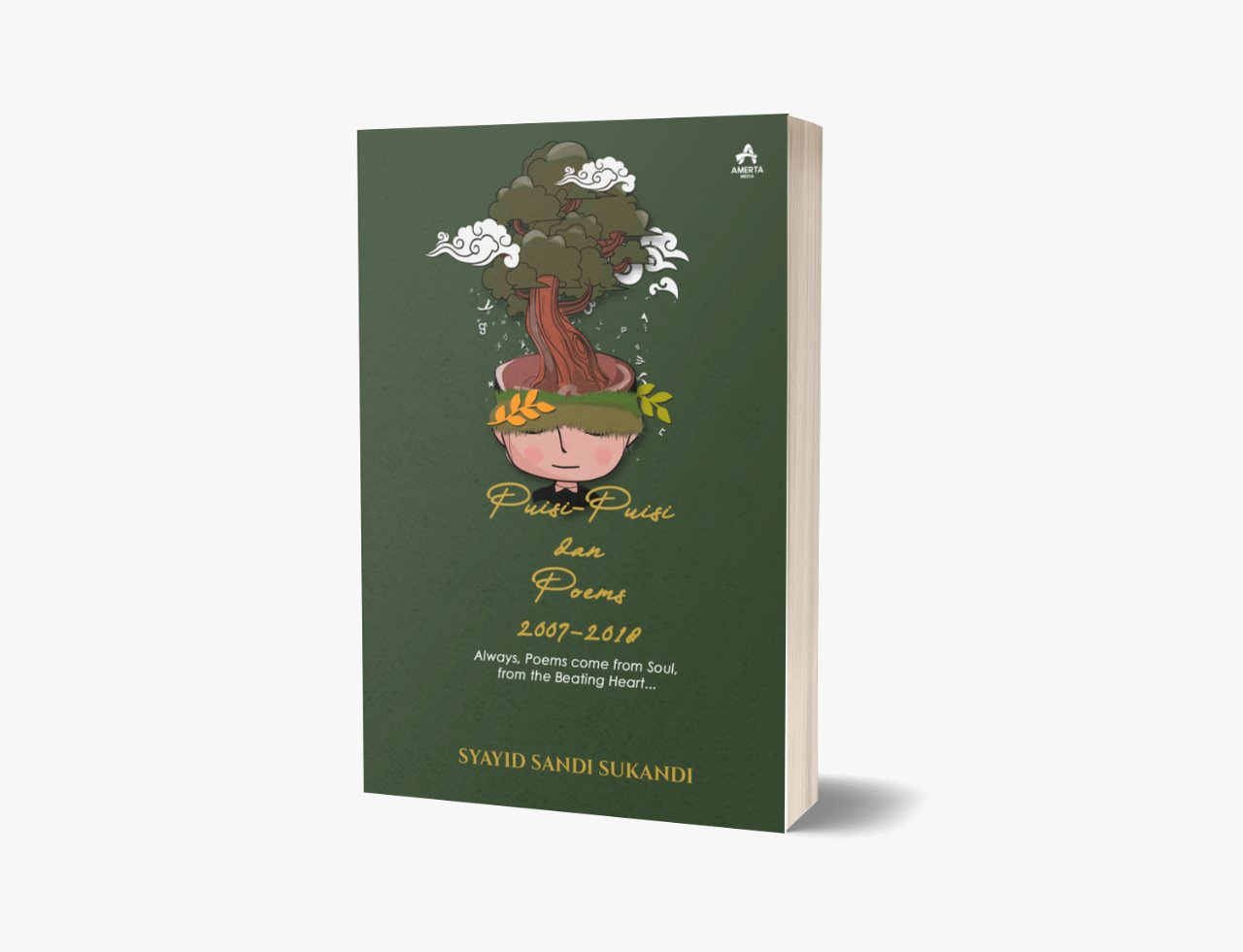 Syayid's Work of Arts: An Anthology Book of Poetry